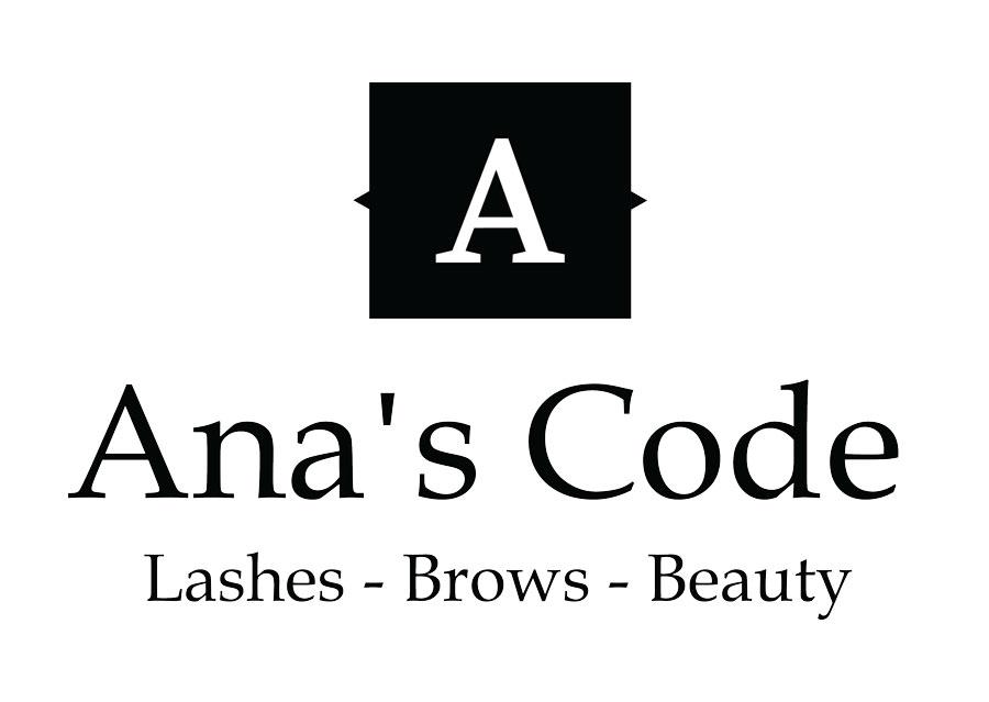 Ana's Code Salon Logo
